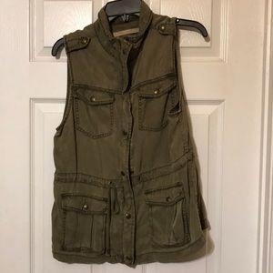 Max Jeans Vest
